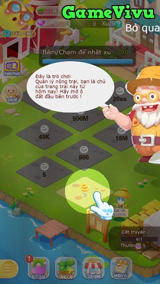 game Quản lý nông trại hình ảnh 1