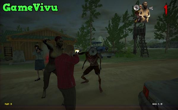 game Quỷ đầu loa hình ảnh 1