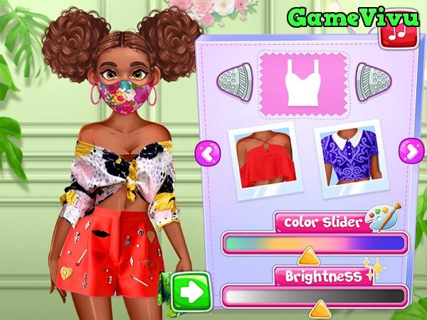game Thiết kế khẩu trang hình ảnh 2
