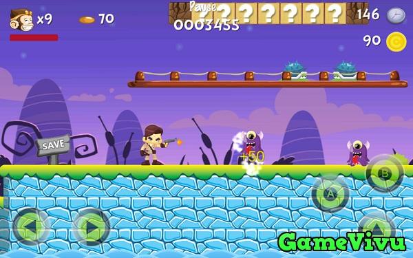 game Tôn ngộ không phiêu lưu 3 hình ảnh 3