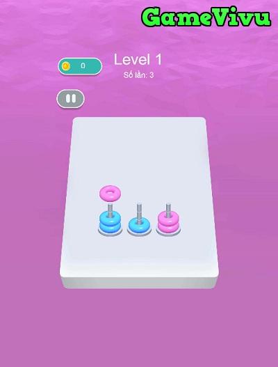 game Xếp vòng tròn hình ảnh 1