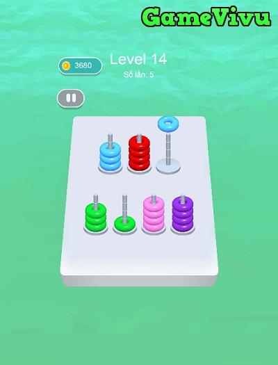 game Xếp vòng tròn hình ảnh 2