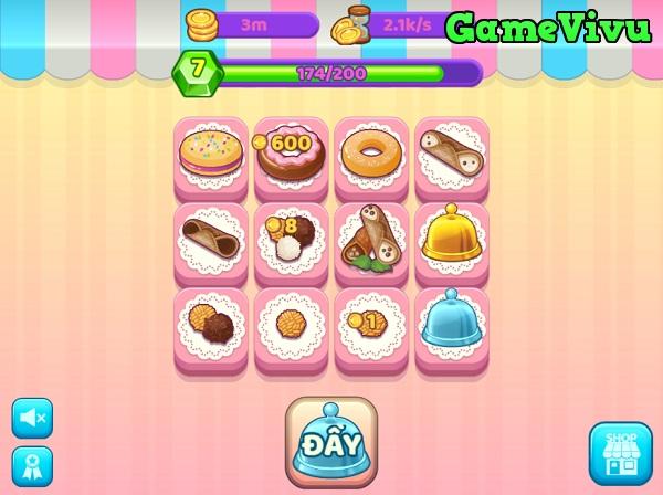game Xưởng bánh gato hình ảnh 2