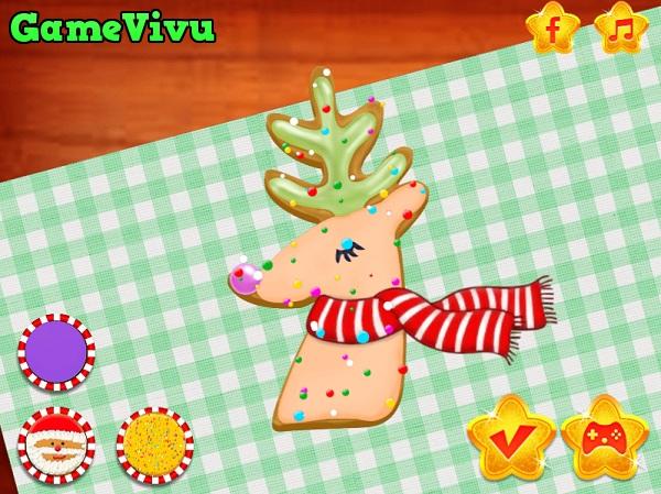 game Công chúa đón ông già Noel hình ảnh 1