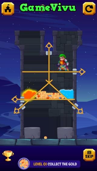 game Hero Rescue 2 hình ảnh 1