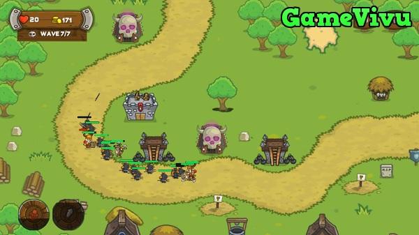 game Kingdom Rush hình ảnh 1