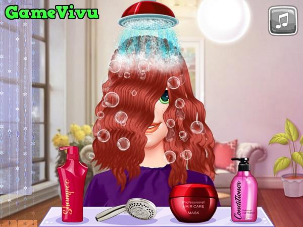 game Làm tóc năm mới hình ảnh 1