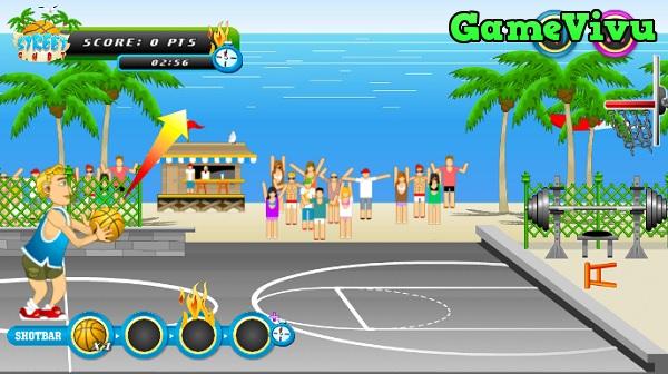 game Ném bóng vào rổ hình ảnh 1