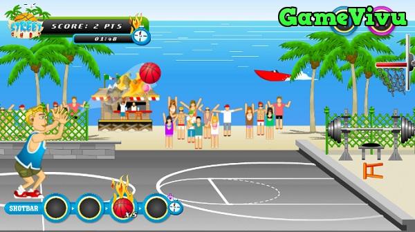 game Ném bóng vào rổ hình ảnh 2