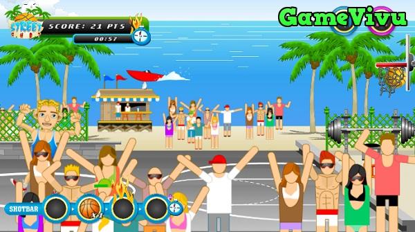 game Ném bóng vào rổ hình ảnh 3