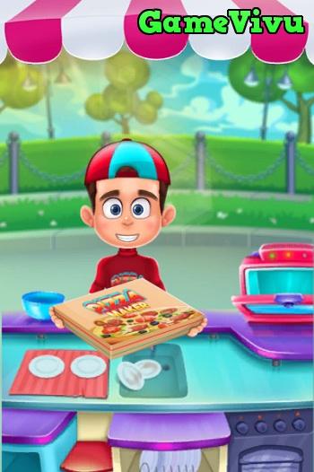 game Nhà hàng pizza hình ảnh 3
