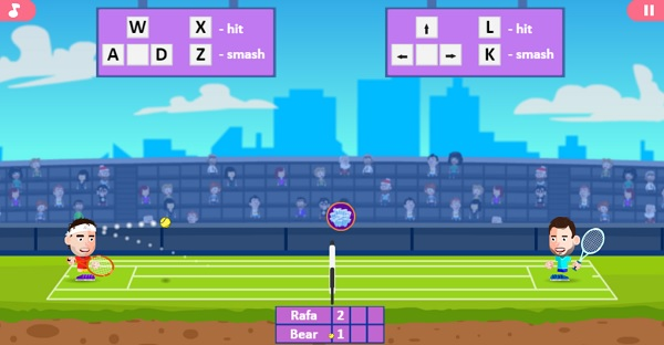 game Quần vợt tối thượng hình ảnh 1