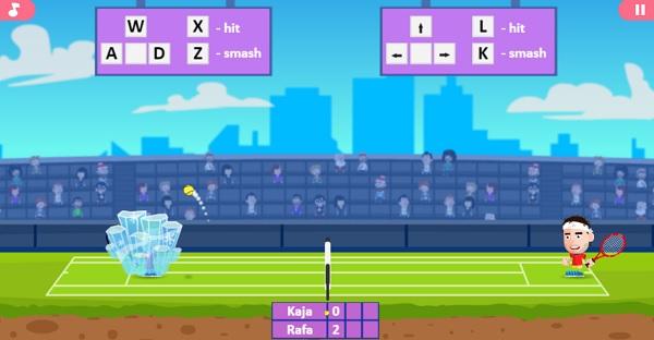 game Quần vợt tối thượng hình ảnh 2
