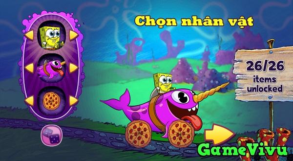 game Siêu nhân lái xe hình ảnh 1