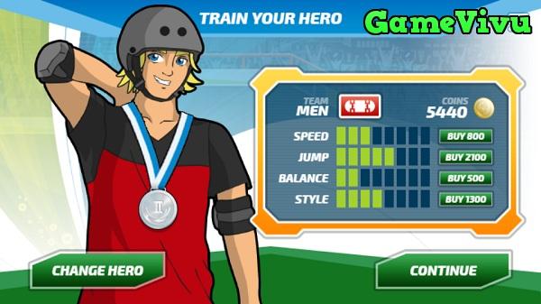 game Siêu sao trượt ván hình ảnh 3