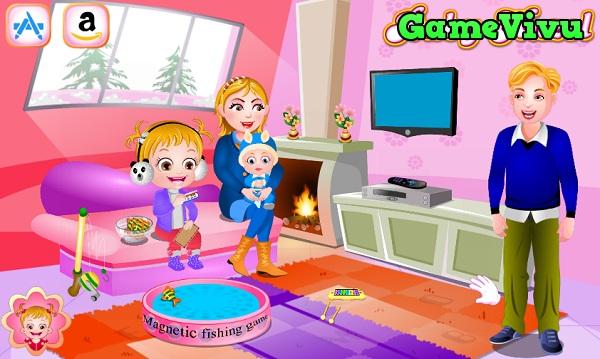game Bữa tiệc đầu năm của Hazel hình ảnh 1