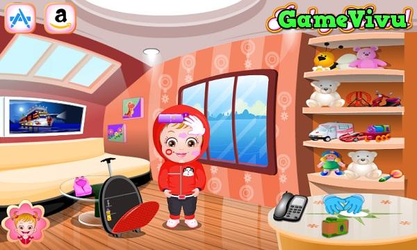 game Bữa tiệc đầu năm của Hazel hình ảnh 3