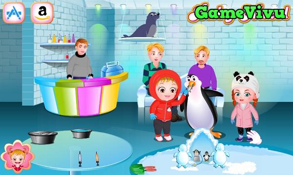 game Bữa tiệc đầu năm của Hazel hình ảnh 4
