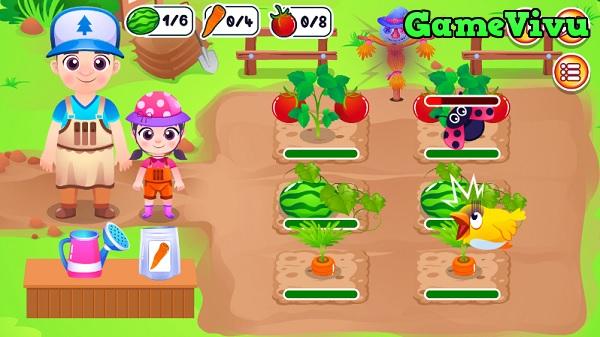 game Chăm sóc khu vườn hình ảnh 2