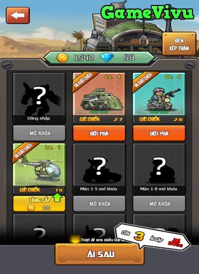 game Chiến thuật dàn trận hình ảnh 2