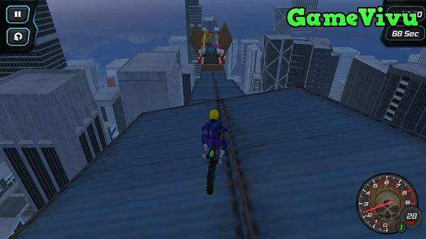 game Đua xe mạo hiểm 2 người hình ảnh 2