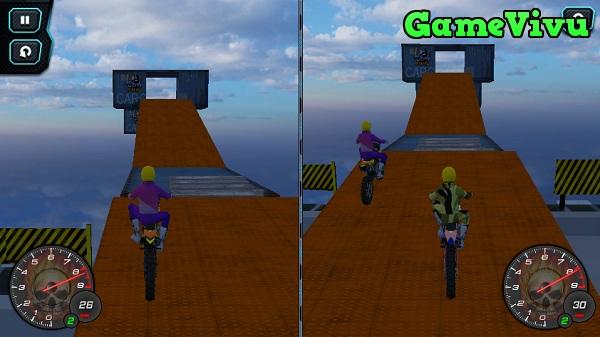 game Đua xe mạo hiểm 2 người hình ảnh 3
