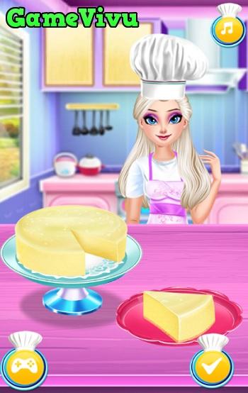 game Elsa và Anna làm tiệc trà chiều hình ảnh 1