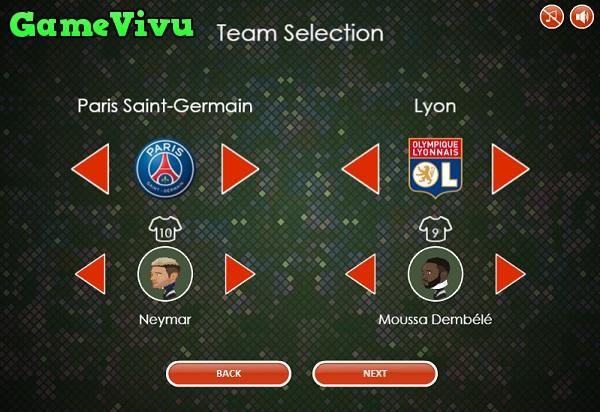 game Giải bóng đá Pháp hình ảnh 1