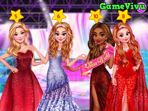 game Hoa hậu thế giới hình ảnh 3