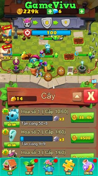 game Plants vs Zombies 3D hình ảnh 2