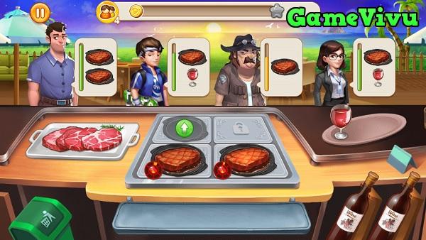 game Quán ăn nhanh hình ảnh 1