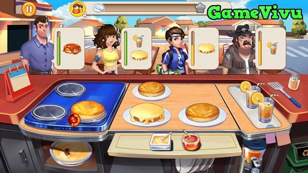 game Quán ăn nhanh hình ảnh 3