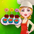 Làm bánh cupcake bông hoa
