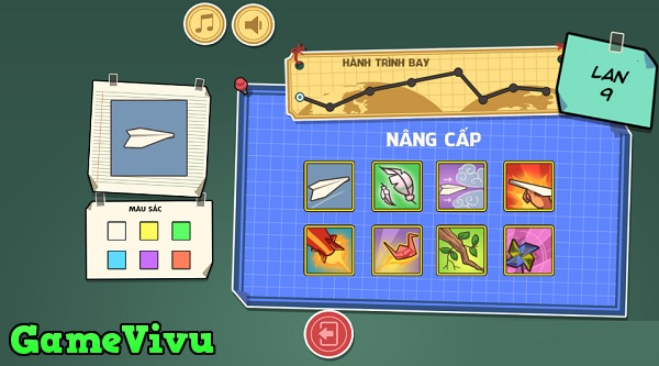 game Máy bay giấy 3 hình ảnh 2