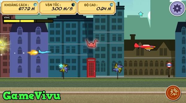 game Máy bay giấy 3 hình ảnh 3