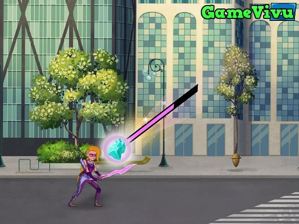 game Mysticons chiến binh huyền thoại hình ảnh 1