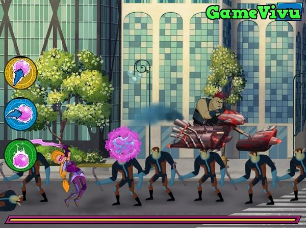 game Mysticons chiến binh huyền thoại hình ảnh 2