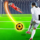 Ronaldo sút phạt