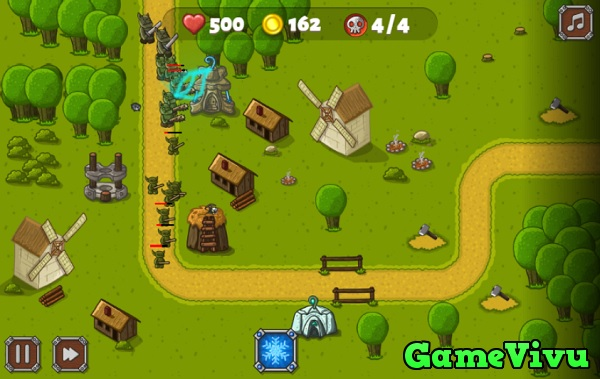 game Tower Defense hình ảnh 1