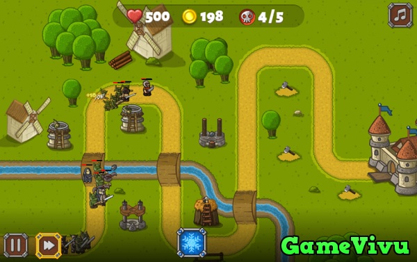 game Tower Defense hình ảnh 2