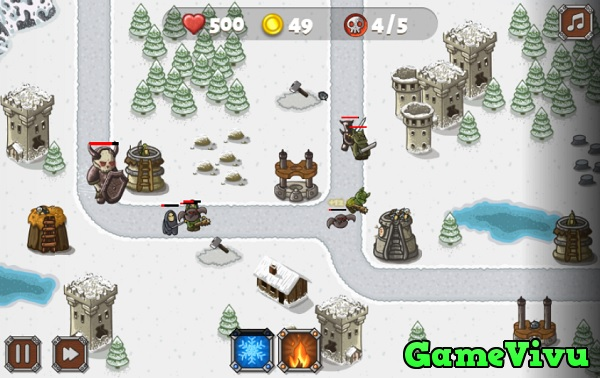 game Tower Defense hình ảnh 3