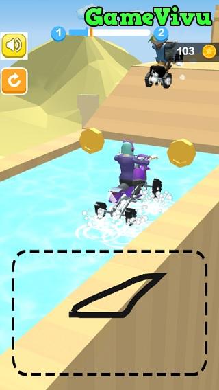 game Vẽ bánh xe hình ảnh 2
