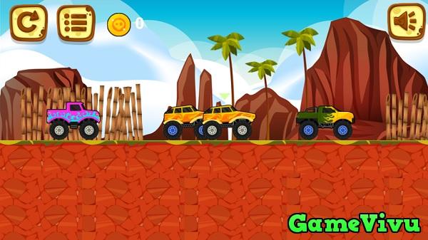 game Xe tải vượt địa hình 3 hình ảnh 1