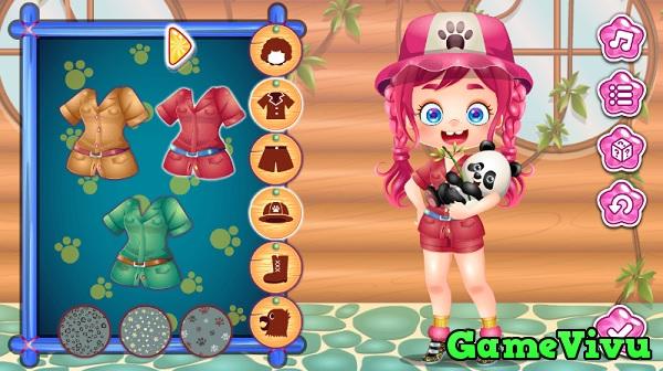 game Cấp cứu nhân viên sở thú hình ảnh 3