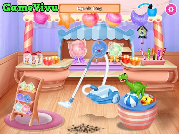 game Cửa hàng kẹo ngọt hình ảnh 1