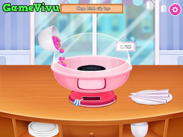 game Cửa hàng kẹo ngọt hình ảnh 3