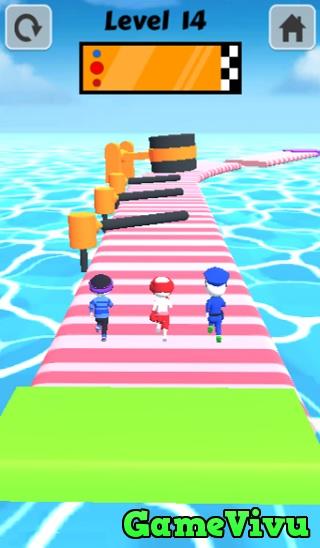 game Cuộc đua lập dị hình ảnh 3