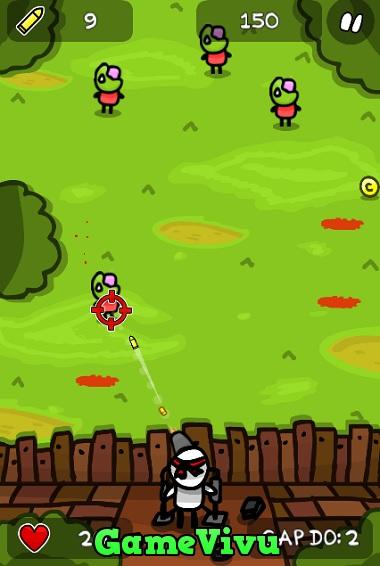 game Đại dịch zombie hình ảnh 1