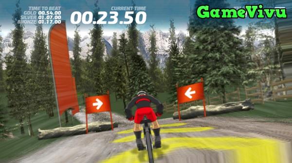 game Đua xe đạp leo núi 2 hình ảnh 1