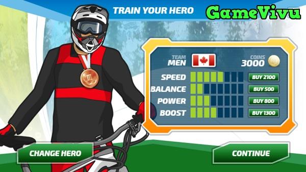 game Đua xe đạp leo núi 2 hình ảnh 2